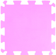 TAPETE TATAME EVA ROSA (50 x 50cm x 10mm)