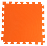 TAPETE TATAME LARANJA (100 x 100CM x 10MM)