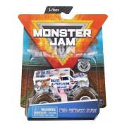 VEICULO MONSTER JAM TRUCK 1:64 ICE CREAM MAN 2025 SUNNY