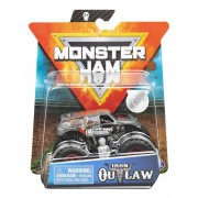VEICULO MONSTER JAM TRUCK 1:64 IRON OUTLAW 2025 SUNNY