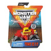 VEICULO MONSTER JAM TRUCK 1:64 TIME FLYS 2025 SUNNY