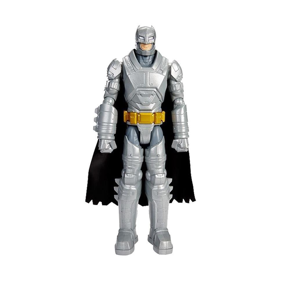 BATMAN VS SUPERMAN BONECO 30CM ARMOR BATMAN MATTEL