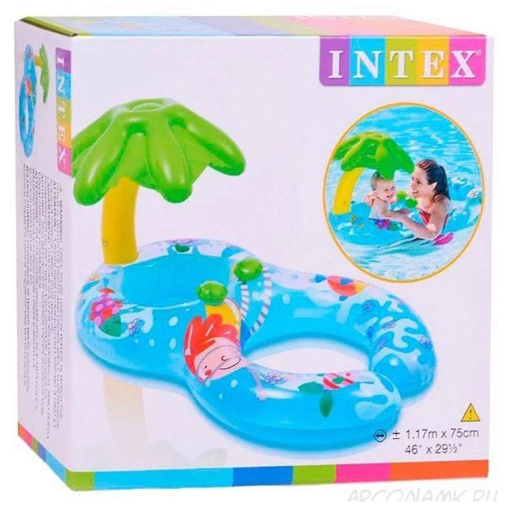 BOIA BABY BOTE PEIXINHOS 56590 INTEX