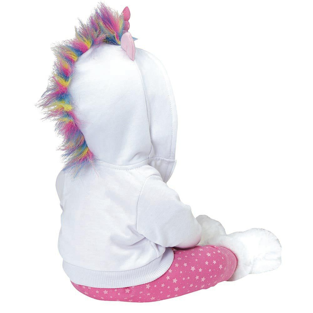 BONECA ADORA RAINBOW UNICORN ORIGINAL SHINY TOYS