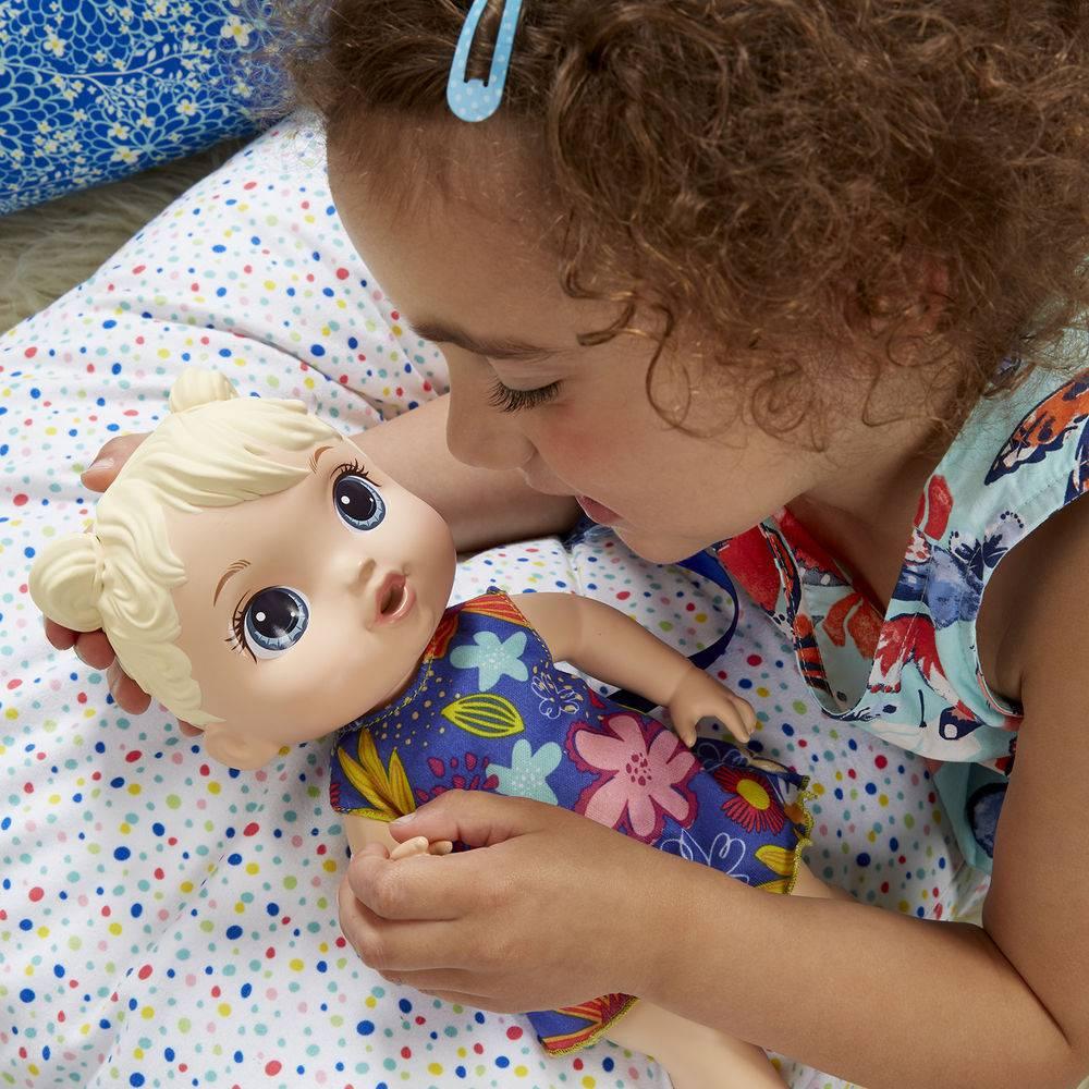 BONECA BABY ALIVE PRIMEIROS SONS LOIRA