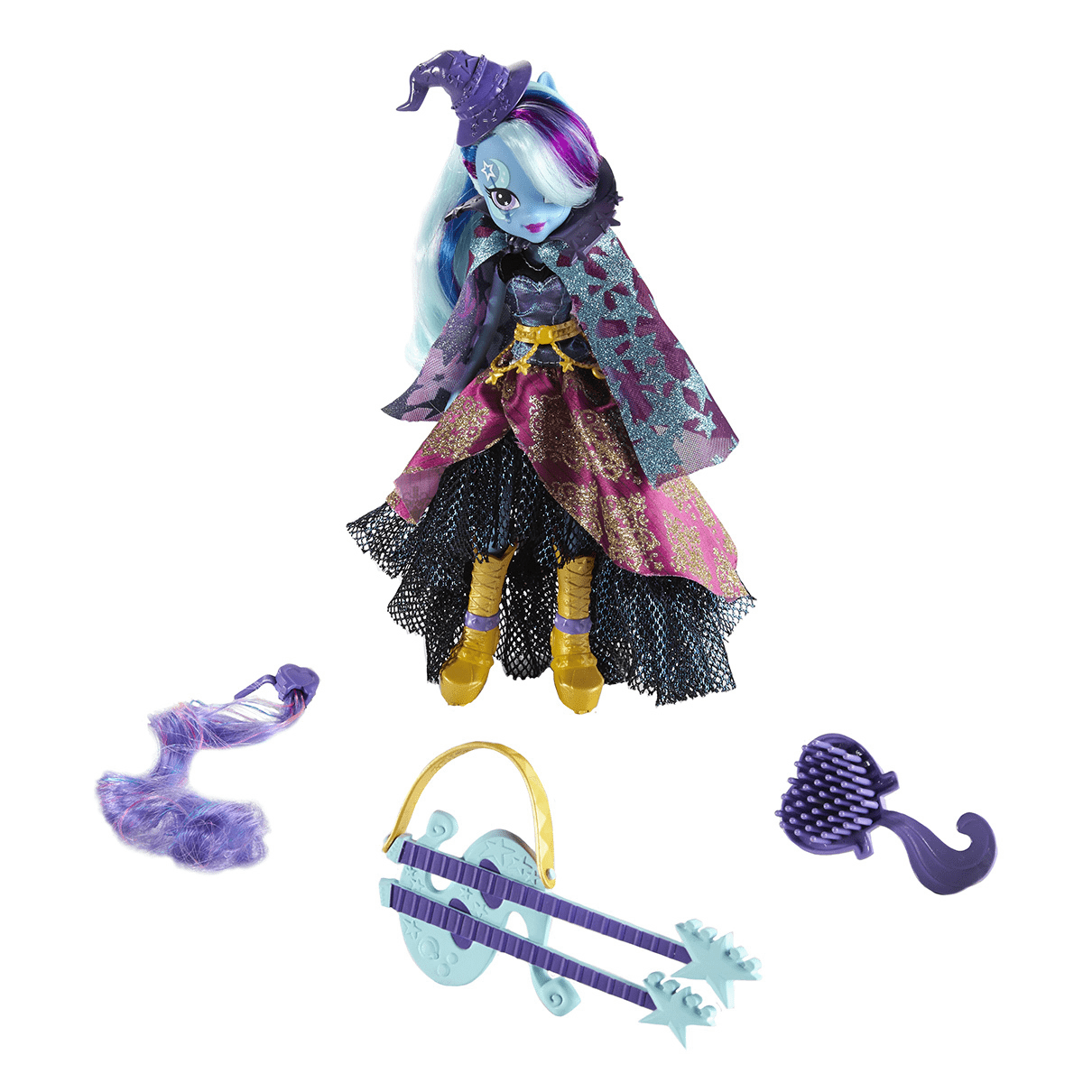 BONECA MY LITTLE PONY -  EQUESTRIA GIRLS - TRIXIE LULAMOON