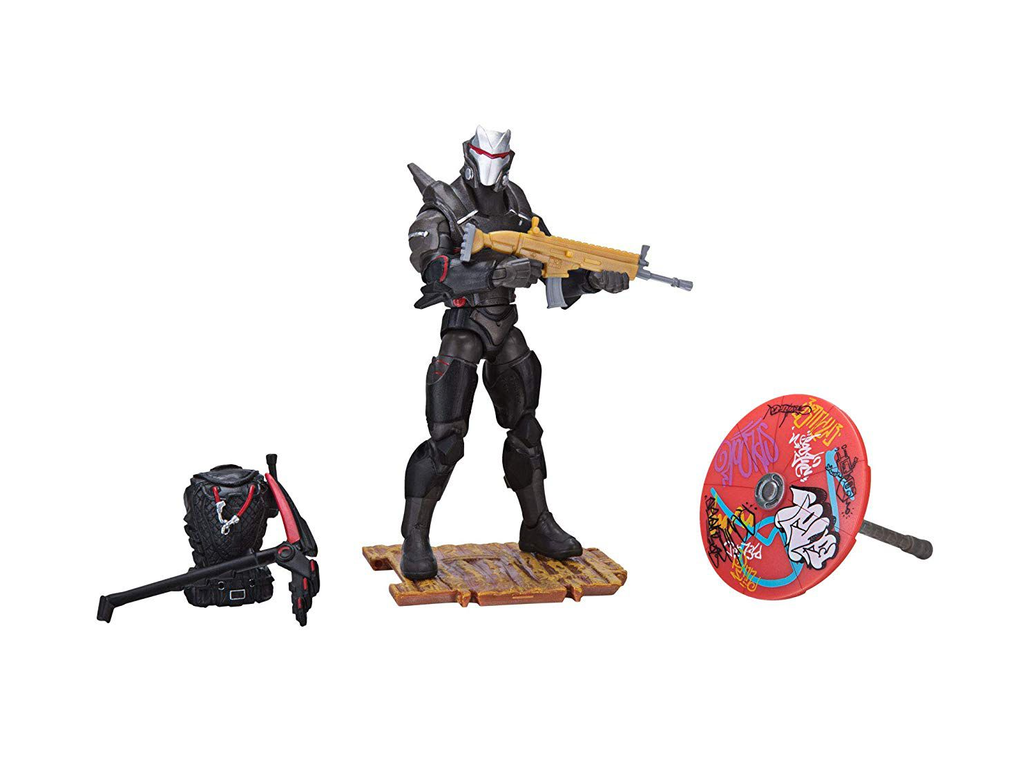 FORTNITE BONECO OMEGA SURVIVAL KIT 11CM ORIGINAL