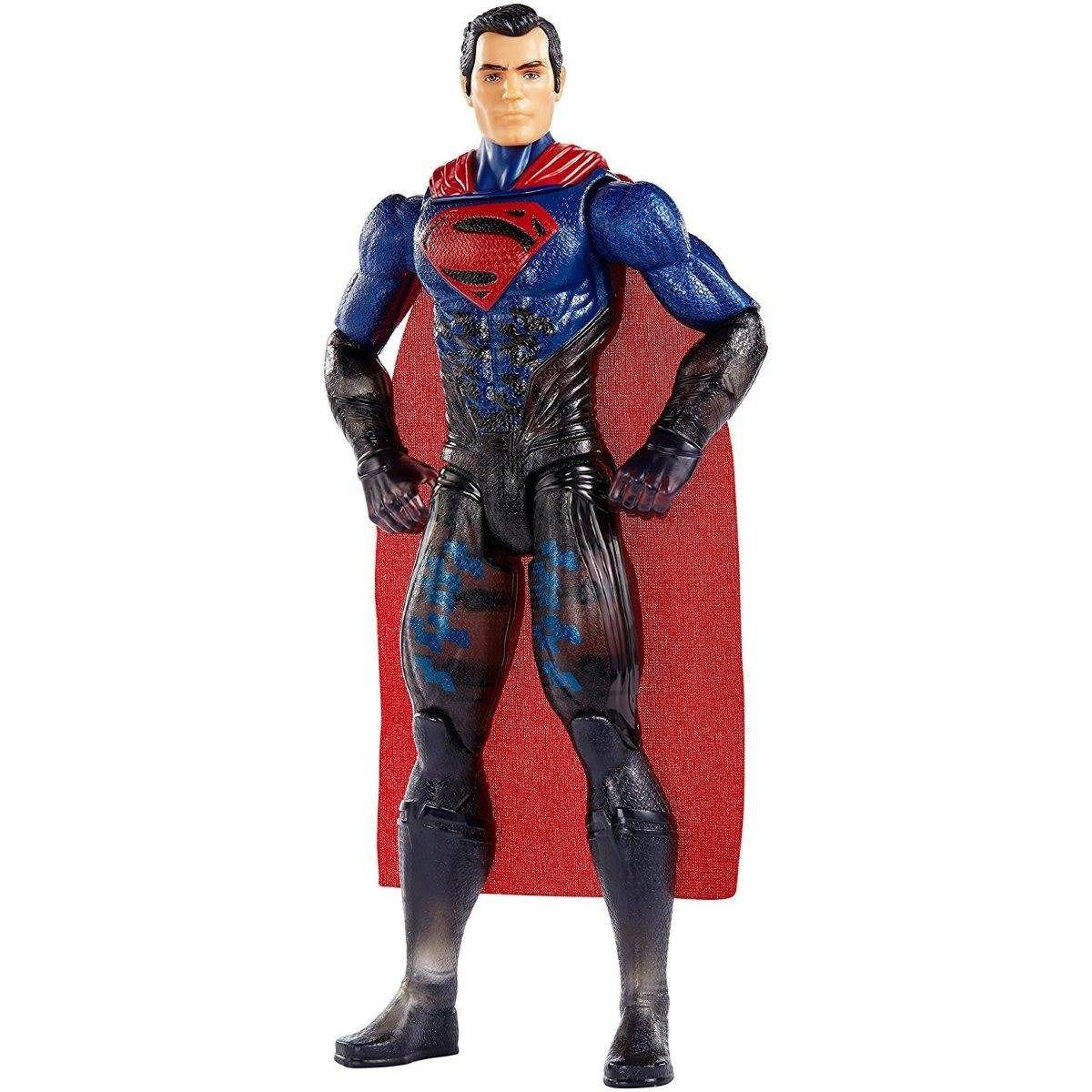 BONECO SUPERMAN LIGA DA JUSTIÇA