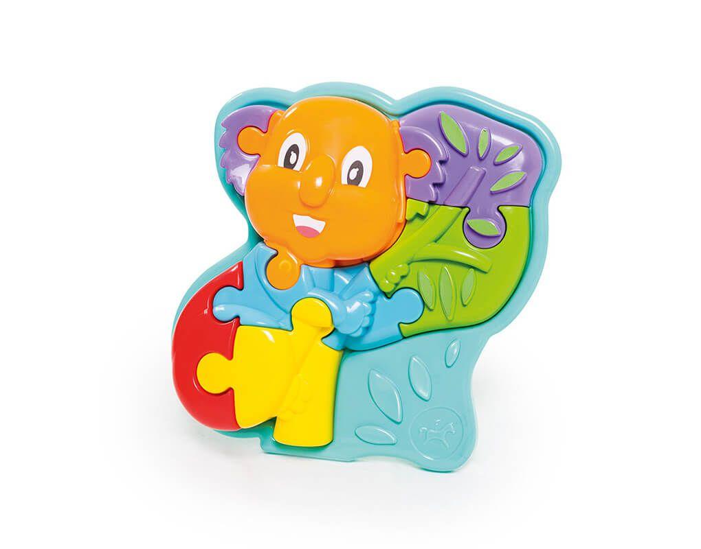 BRINQUEDO ANIMAL PUZZLE 3D COALA