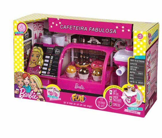 CAFETERIA FABULOSA DA BARBIE