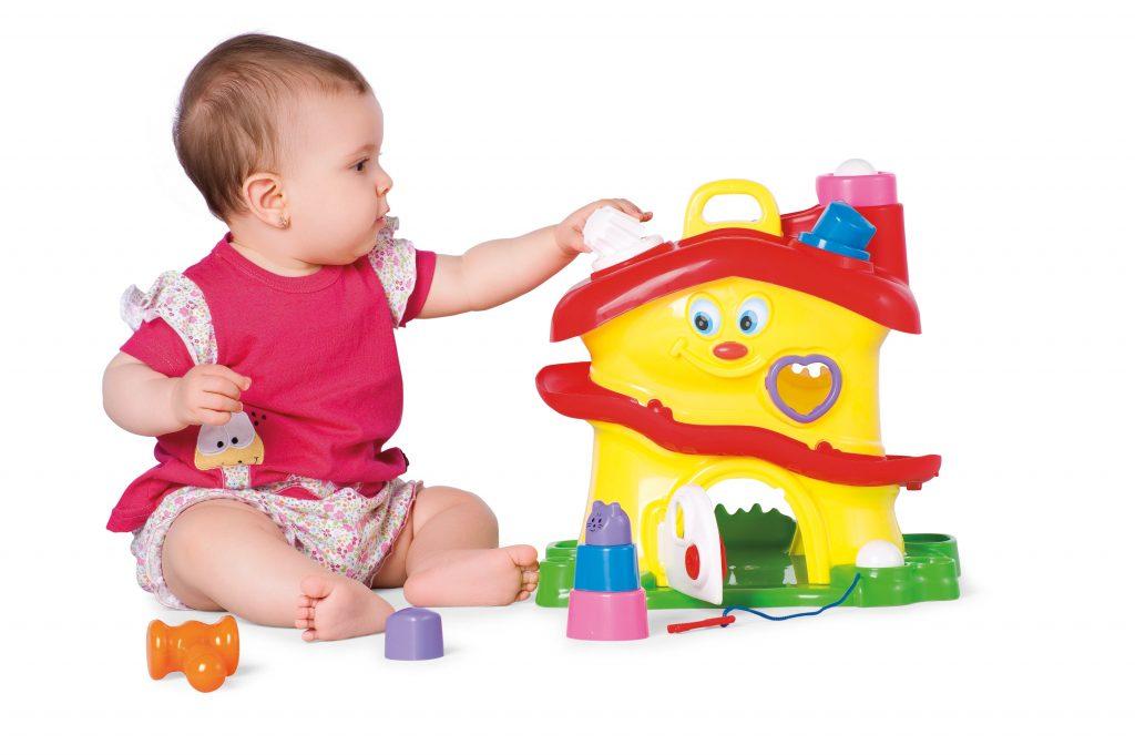 CASINHA ACTIVITY HOUSE BASE AMARELA 0714 TA TE TI