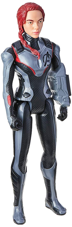 FIGURA VIÚVA NEGRA POWER FX HASBRO E3920