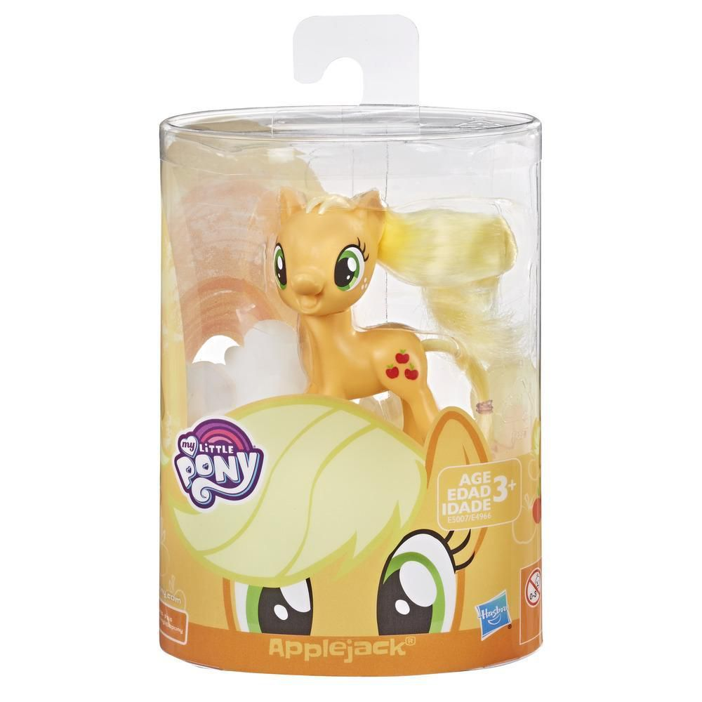 FIGURA MY LITTLE PONY - APPLEJACK