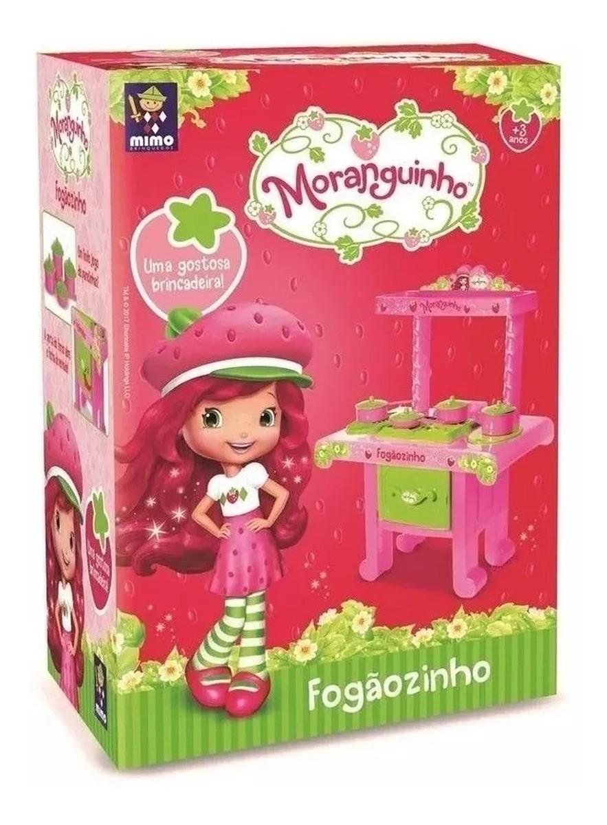 FOGÃOZINHO DA MORANGUINHO COM PANELINHAS 4070 MIMO