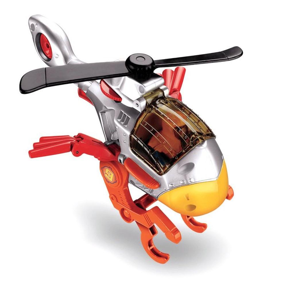 HELICÓPTERO IMAGINEXT SKY RACER T5308 FISHER-PRICE