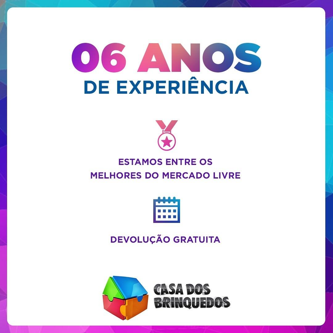 JOGO DE DARDOS 06 DARDOS 40 CENTÍMETROS WX4499 WELLMIX