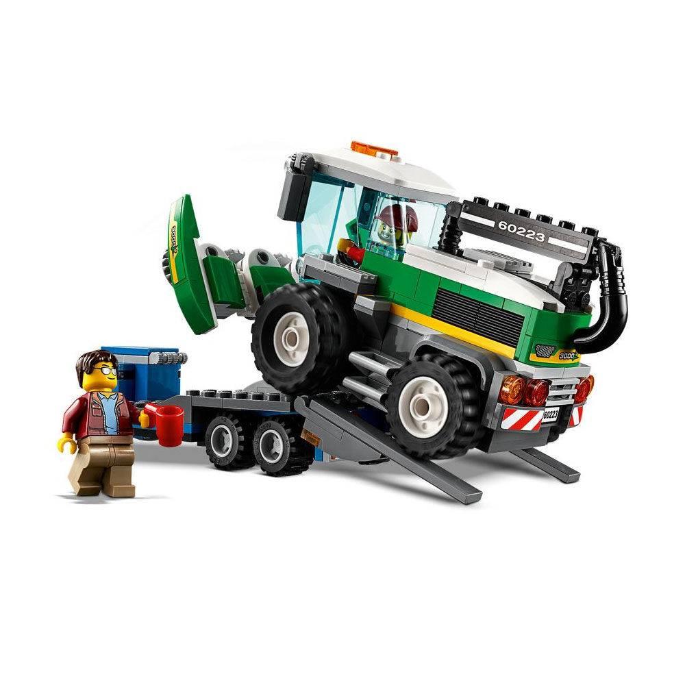 LEGO CITY TRATOR COLHEITADEIRA 60223