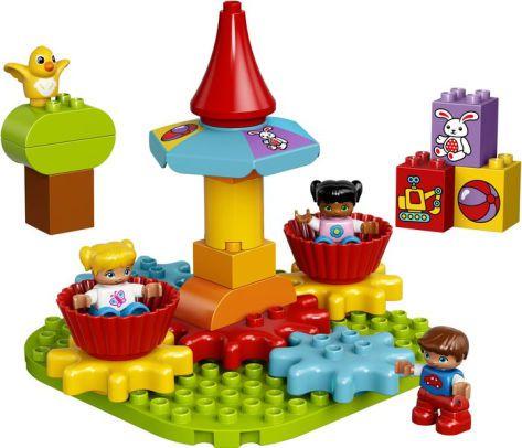 LEGO DUPLO 10845 MEU PRIMEIRO CARROSSEL