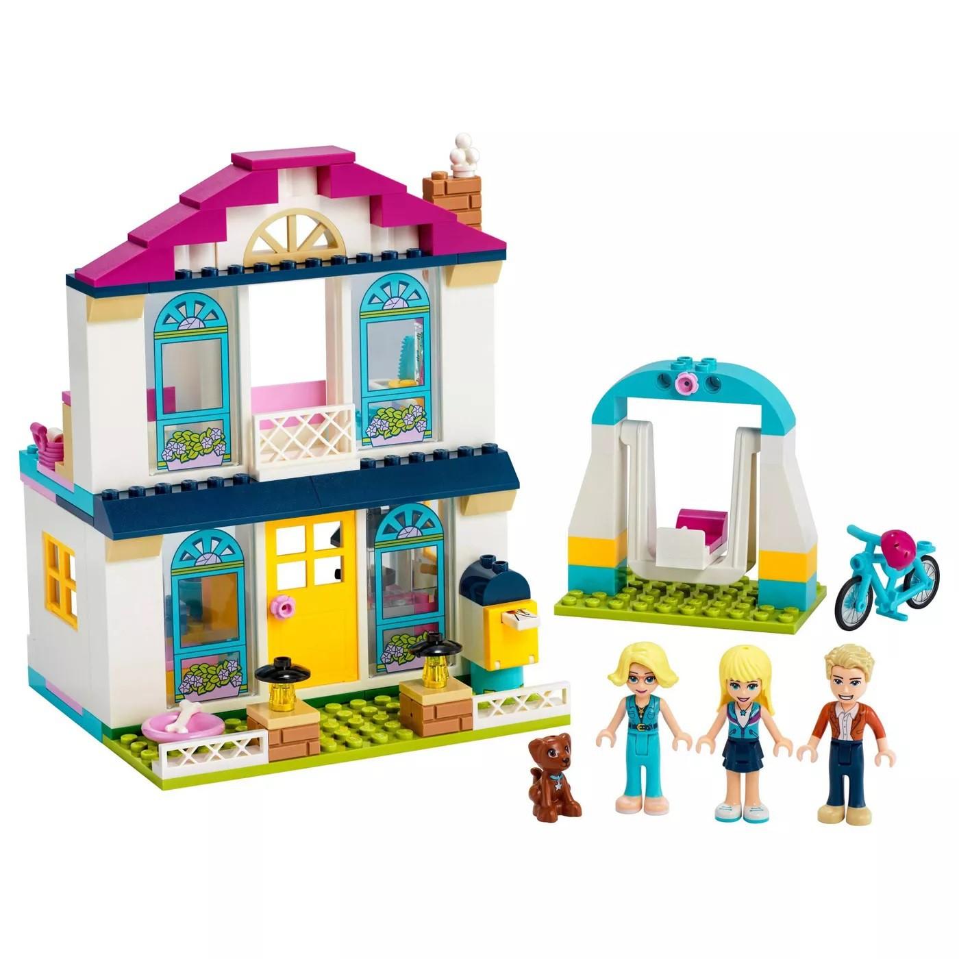 LEGO FRIENDS A CASA DE STEPHANIE 41398 LEGO