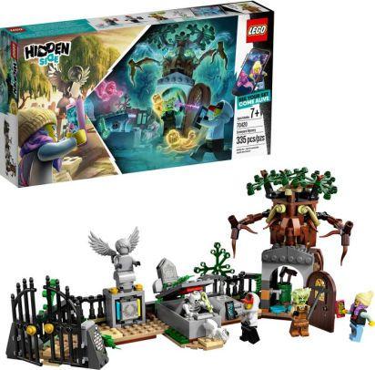 LEGO HIDDEN SIDE CEMITERIO MISTERIOSO 70420