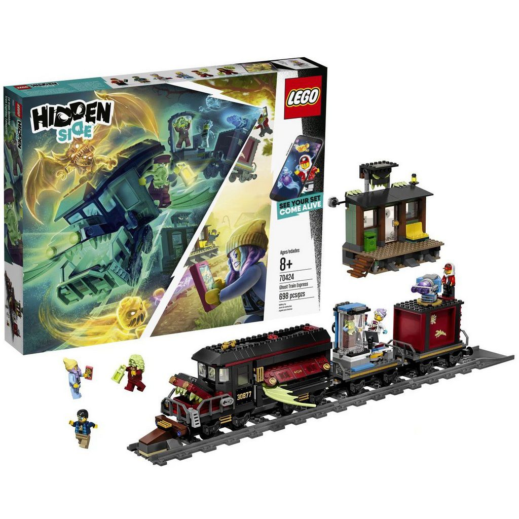 LEGO HIDDEN SIDE EXPRESSO FANTASMA 70424