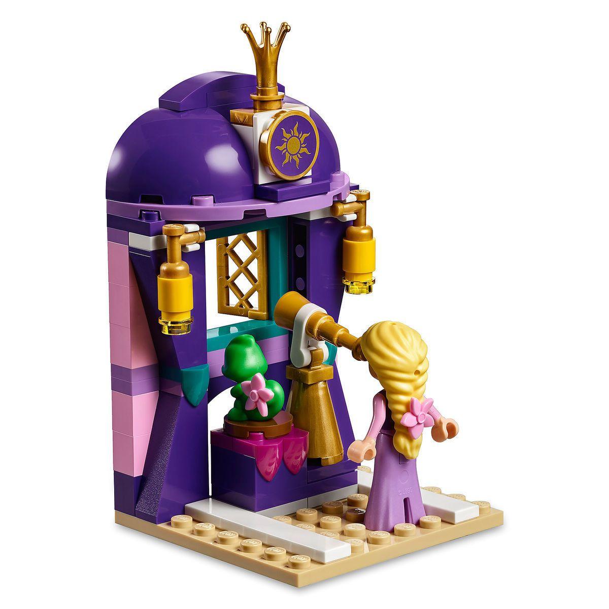 LEGO PRINCESA DISNEY 41156 QUARTO DO CASTELO DA RAPUNZEL
