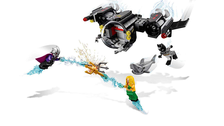 LEGO SUPER HEROES BATSUBMARINO BATMAN 76116