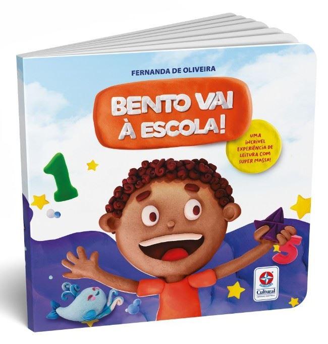 LIVRO SUPER MASSA BRINCANDO NA ESCOLA 3005101300011 ESTRELA