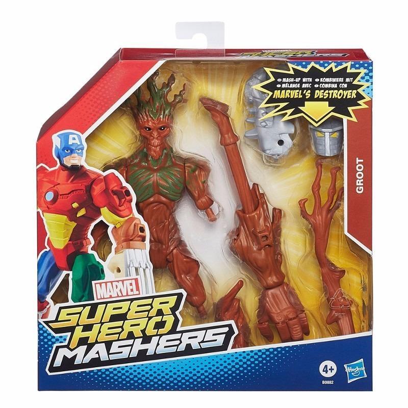 MARVEL SUPER HERO MASHERS GROOT HASBRO
