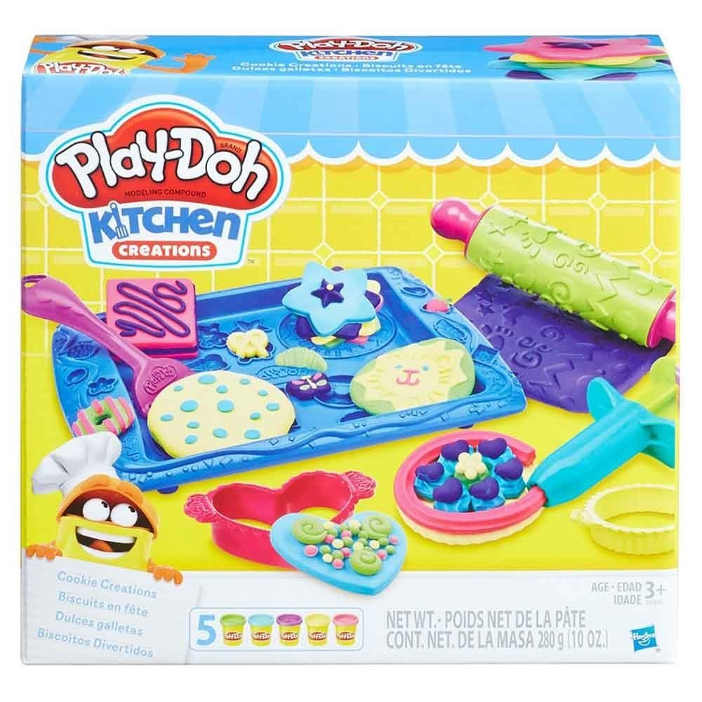 MASSINHA PLAY-DOH BISCOITOS DIVERTIDOS B0307 HASBRO