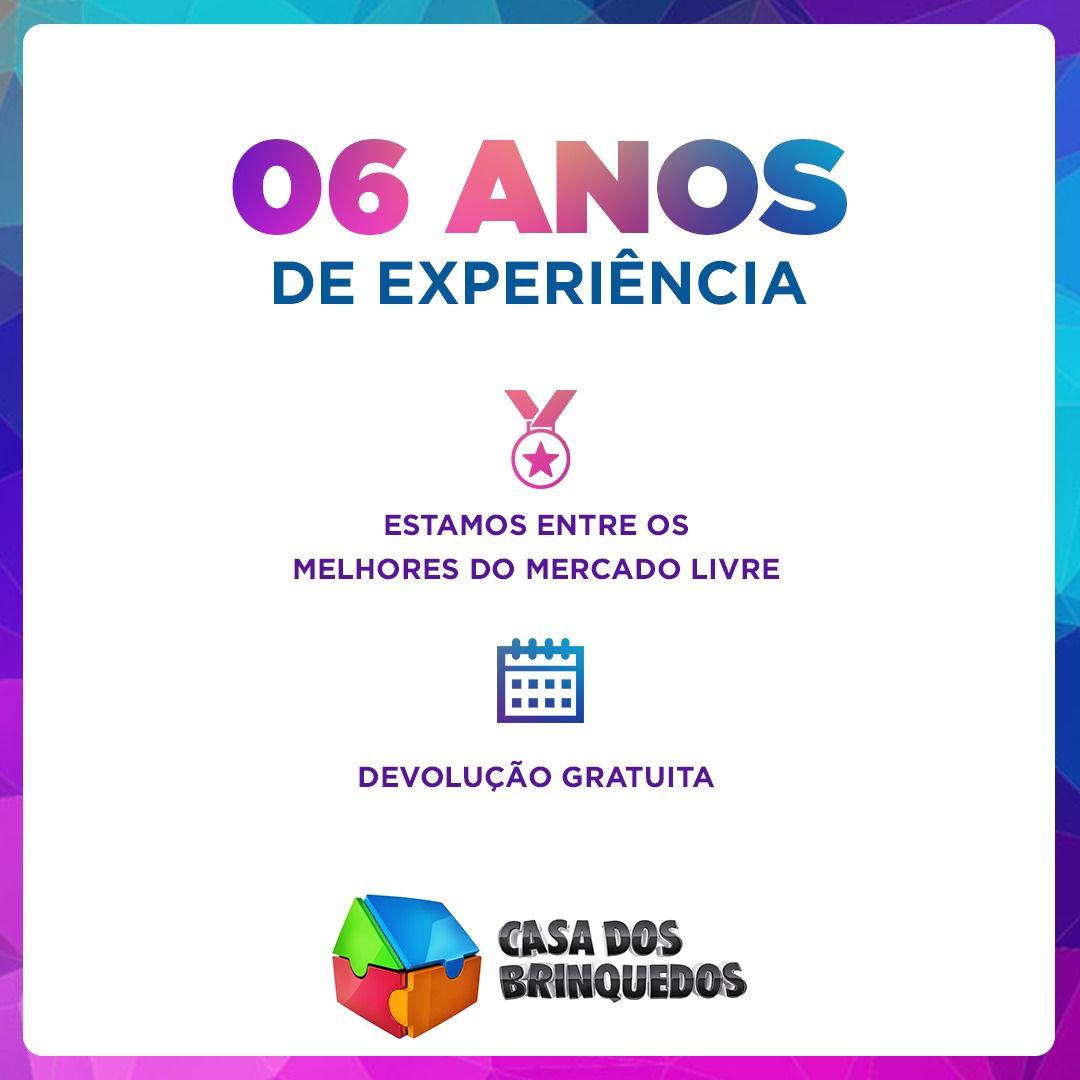 QUEBRA CABEÇA 48 PEÇAS GRANDÃO CONHECENDO MUNDO 2218 TOYSTER