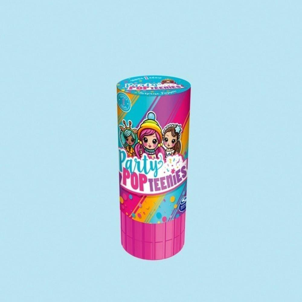 SUNNY PARTY POP TEENIES POPPERS DUPLA SURPRESA
