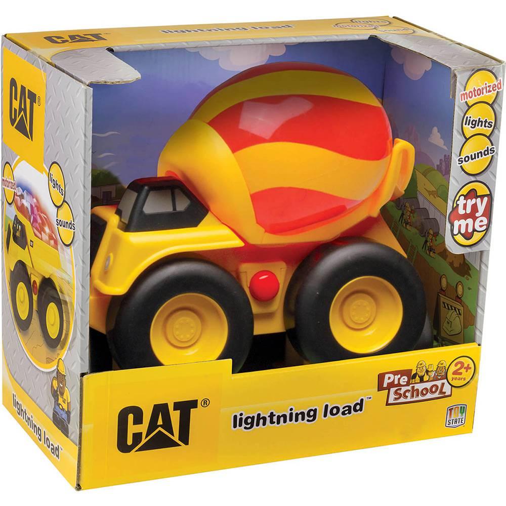 VEÍCULO CAT LIGHTING LOAD CAMINHÃO CIMENTO