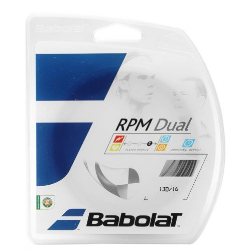 Corda Babolat RPM Dual 1.30mm - 03 sets