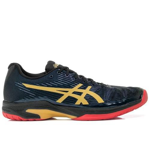 Tênis Asics Solution Speed Ff L.e. - 1041a054-001 - Preto