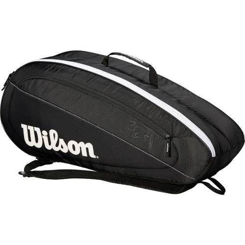 Raqueteira Wilson Dupla Federer Team