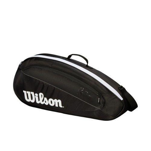 Raqueteira Wilson Simples Federer Team
