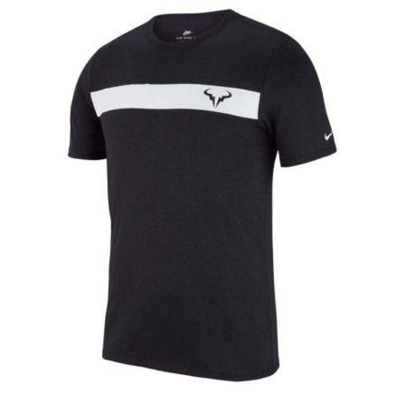 Camiseta Nike Dri-fit Rafael Nadal Preta- Aa7752-010