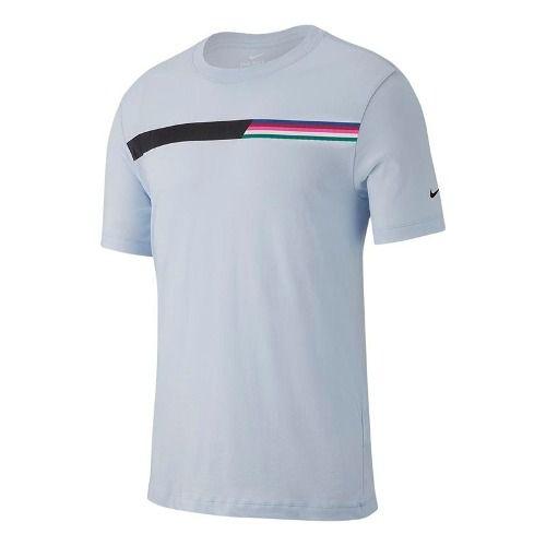 Camiseta Nike Graphic Tennis - Branco