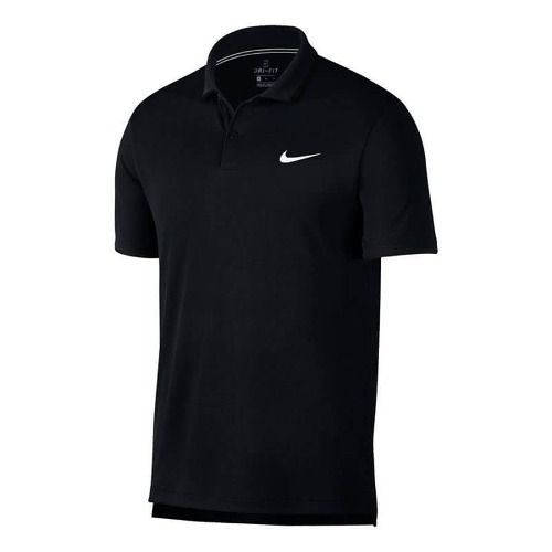 Camiseta Polo Nike Court Dry-fit - Preto - 939137-010