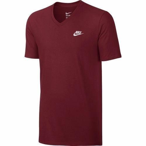 Camiseta Nike Sportswear Vinho - 827023-679