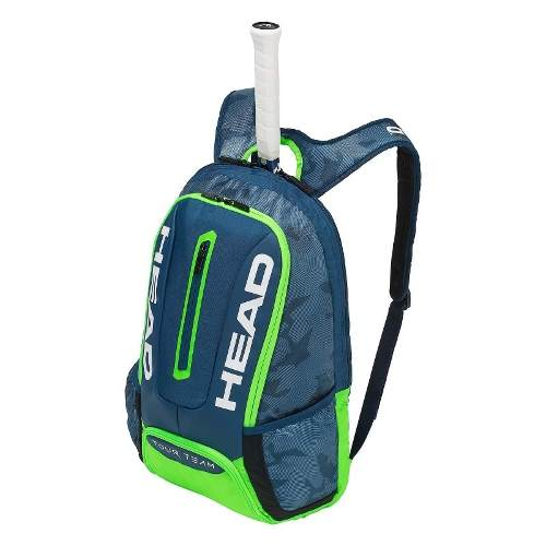 Mochila Head Tour Team Verde