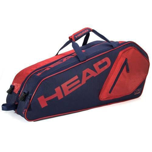 Raqueteira Head Dupla Core 6r Combi