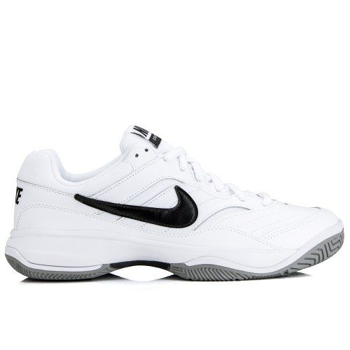 Tênis Nike Court Lite - White/black-medium Grey