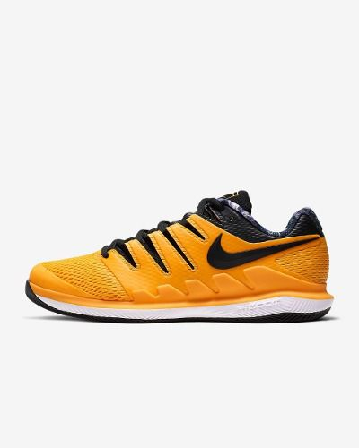 Tênis Nike Zoom Vapor X Hc - University Gold/black-white