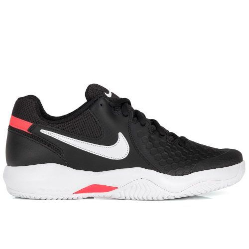 Tênis Nike Air Zoom Resistance - Black/White/Crimson