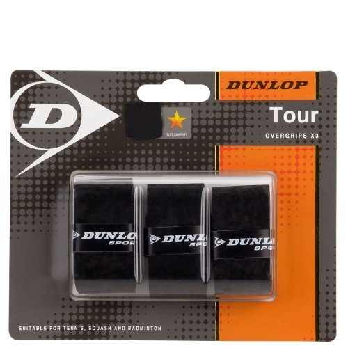 Overgrip Dunlop Tour Preto