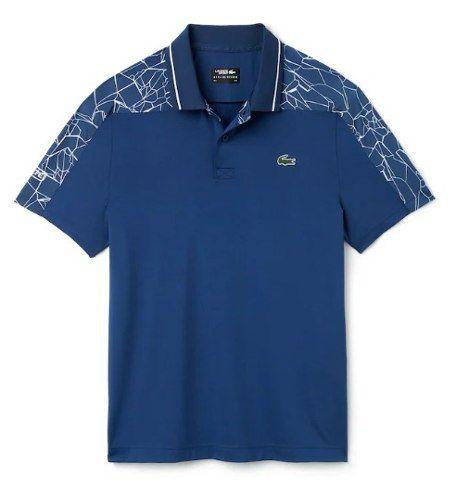 Camiseta Polo Masculina Lacoste Sport Novak Djokovic
