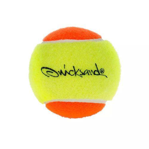 Bola De Beach Tennis Quicksand - Embalagem Com 3 Bolas