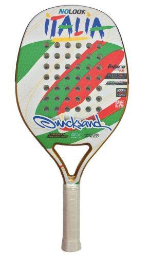 Raquete Beach Tennis Quicksand Nolook Italia